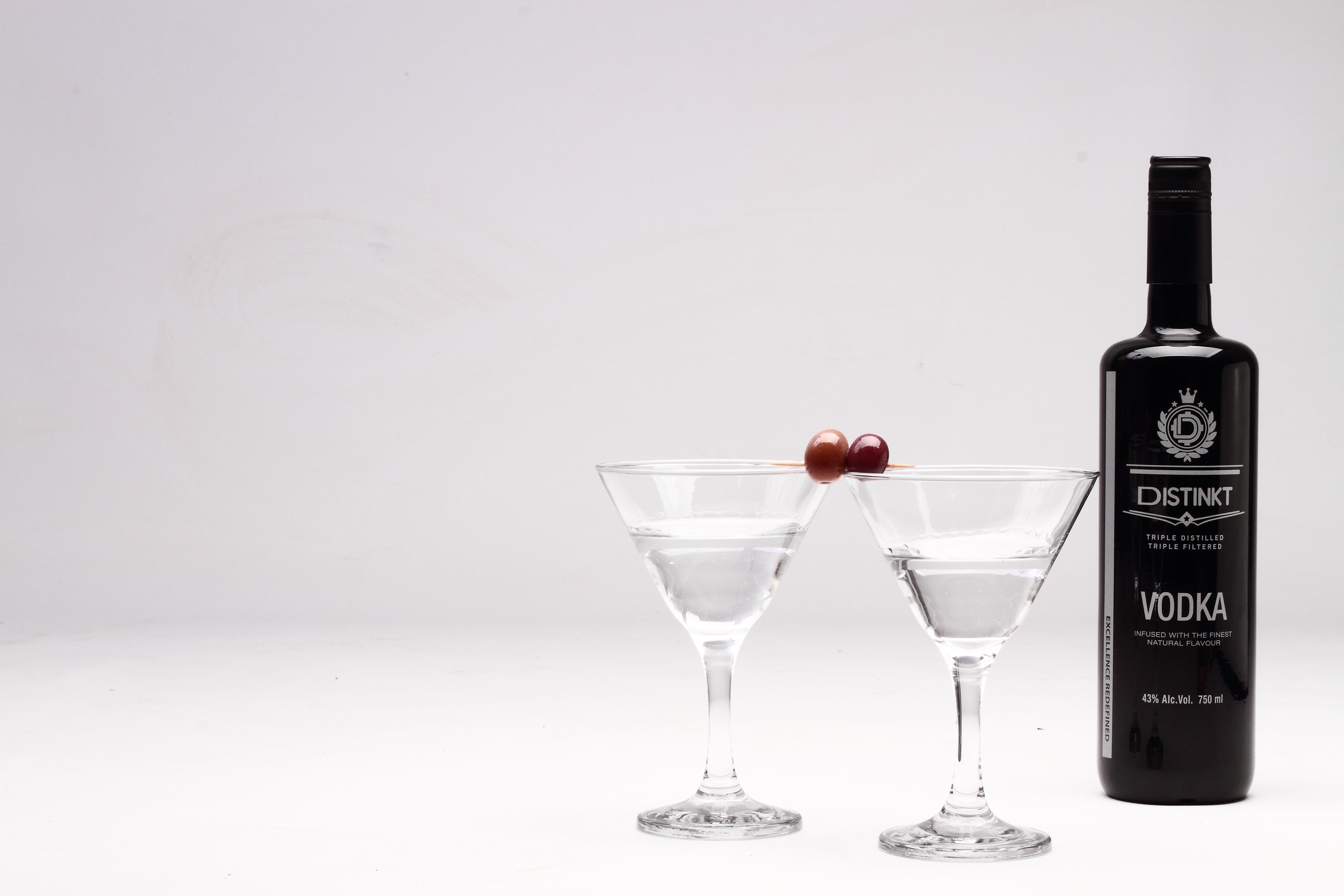 Distinkt Vodka 1